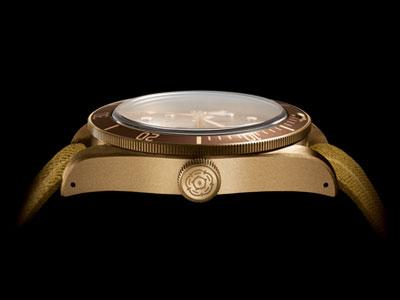 Tudor Black Bay Bronze Watch