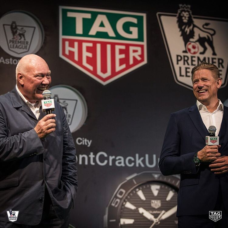 Tag Heuer and Premier Legaue