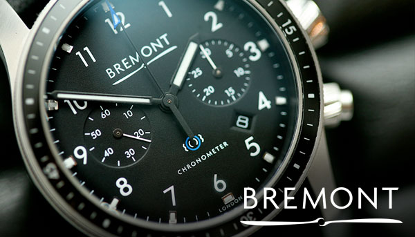 Bremont Boeing 247 TI GMT Automatic Chronograph Men's Watch