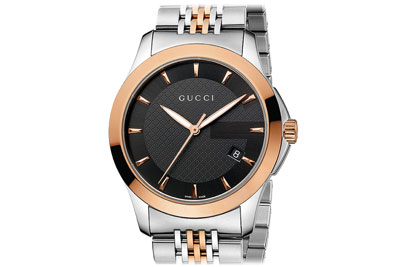 Gucci G-Timeless Two Colour Men's Watch