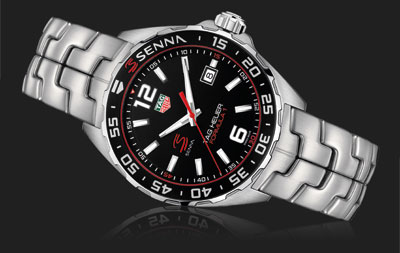 TAG Heuer Formula 1 Senna Limited Edition Men's Watch