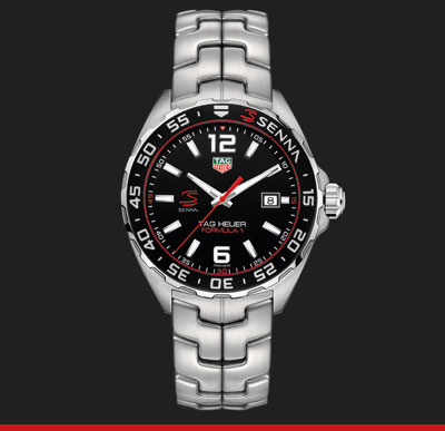 NEW TAG Heuer | Formula 1 Senna Watch