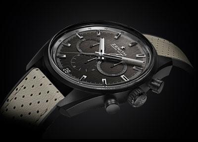 The Zenith El Primero Range Rover Watch