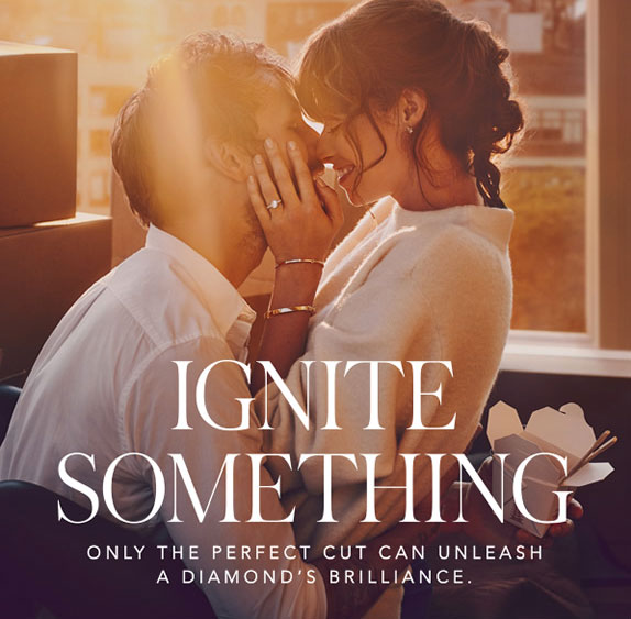 Hearts on Fire - Ignite Something