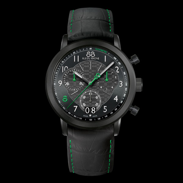 88 Rue Du Rhone Double 8 Origin Chronograph Men's Watch