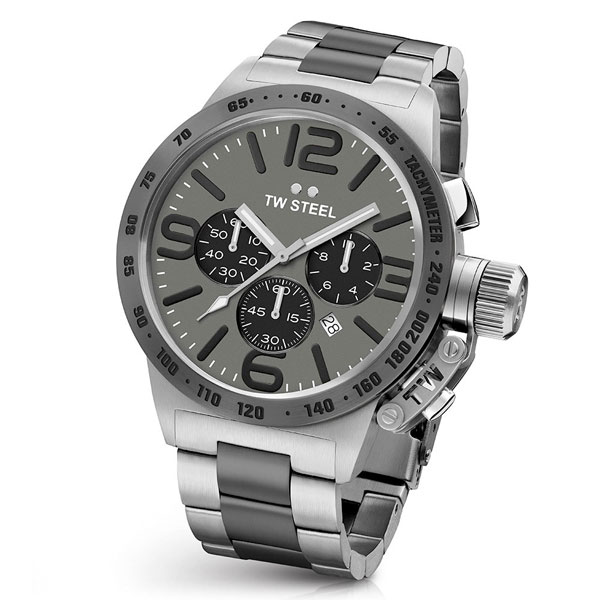 TW Steel Canteen PVD Ion Plated Watch