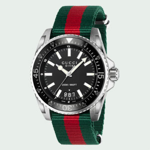 Gucci Dive Men's Watch