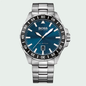 Hugo Boss Deep Ocean Blue Men's Watch