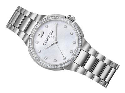 Swarovski City Mini Crystal Ladies Watch