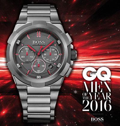 Hugo Boss | GQ Men of the Year