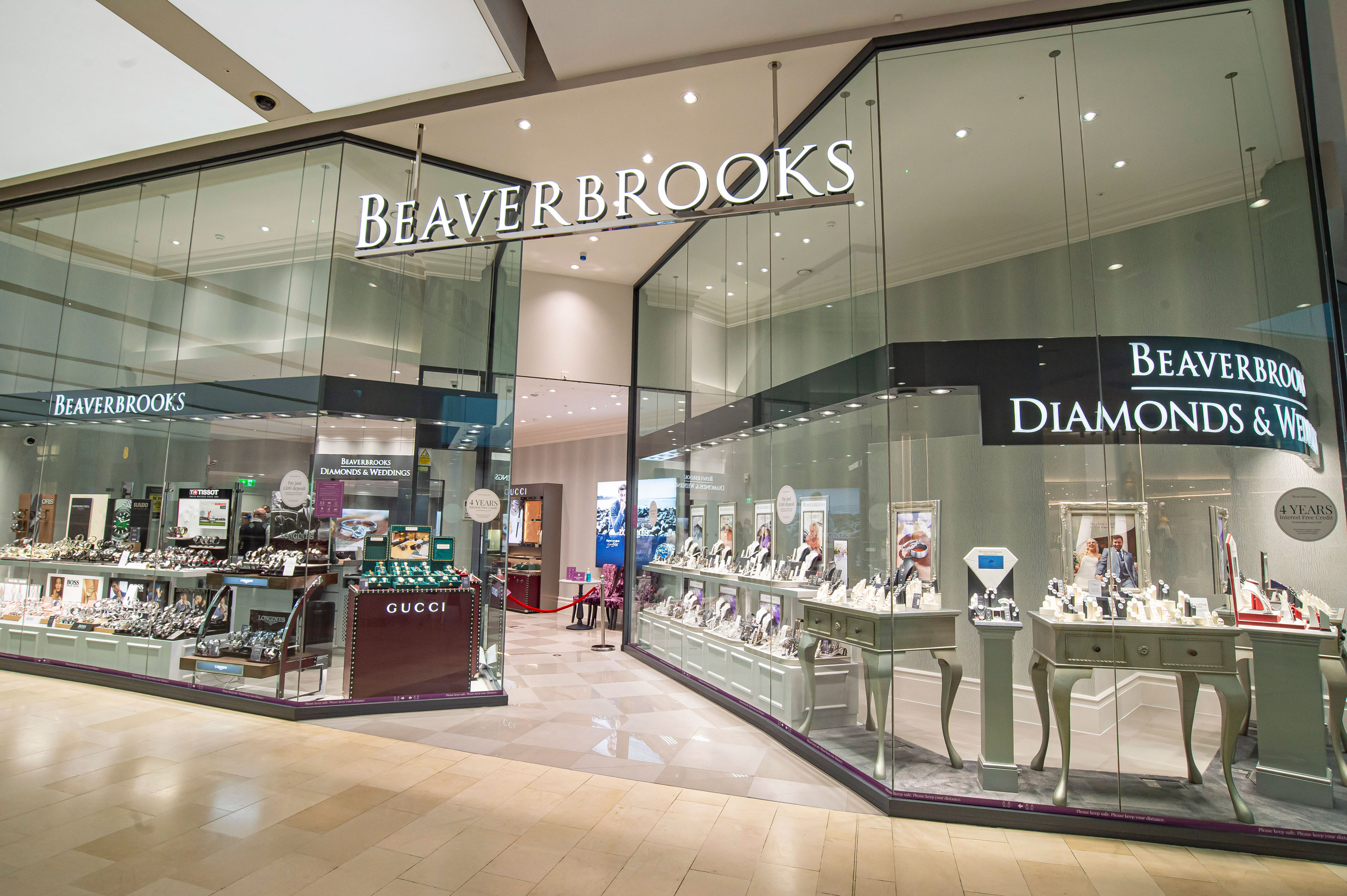 Beaverbrooks Leicester