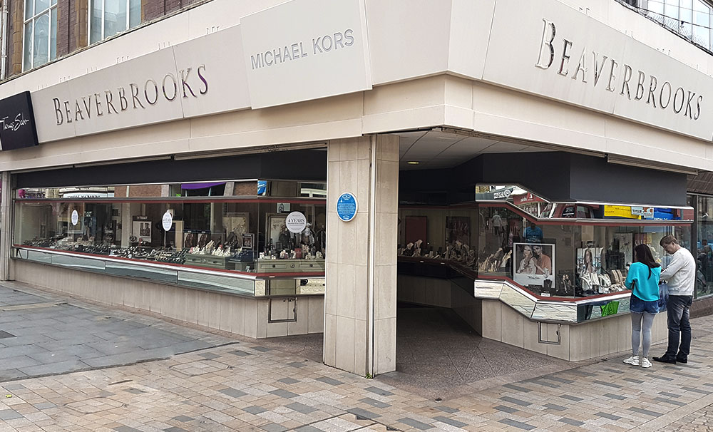 Beaverbrooks Blackpool