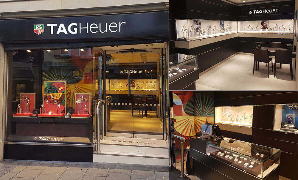 Beaverbrooks TAG Heuer Boutique