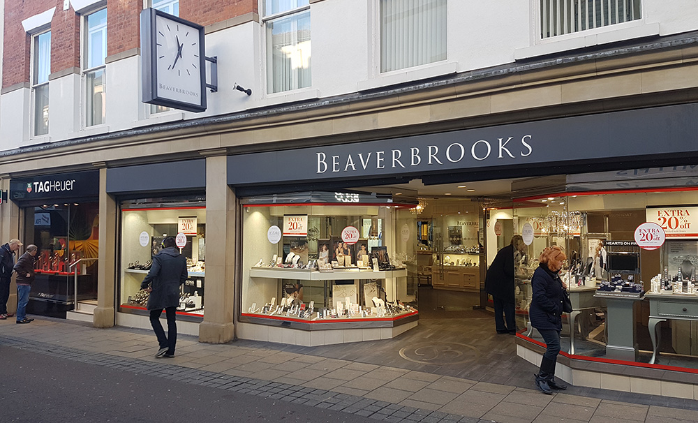 Beaverbrooks Leeds