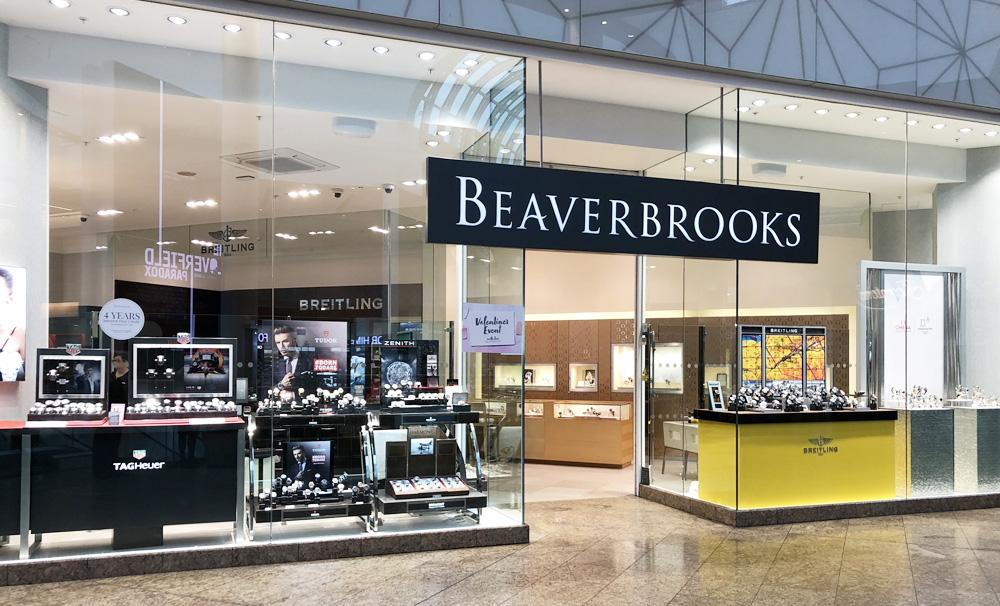 Beaverbrooks Meadowhall