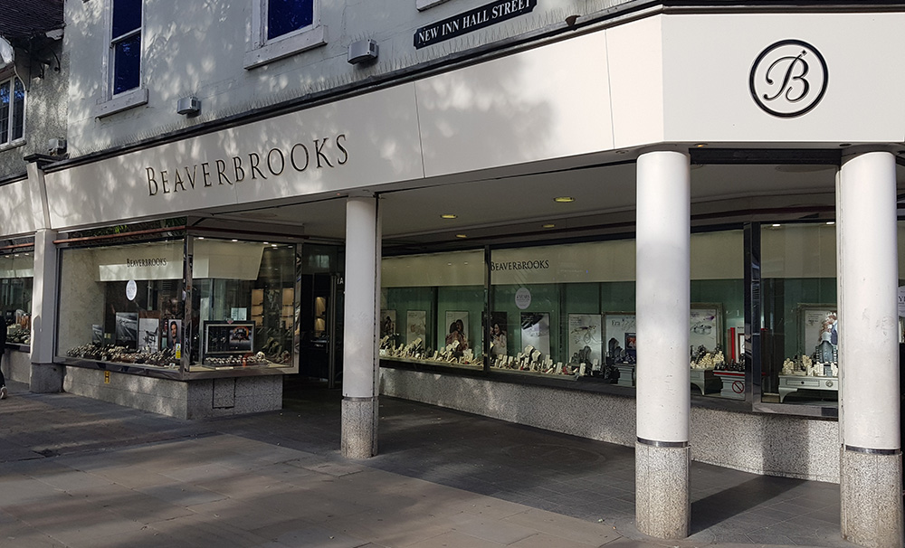 Beaverbrooks Oxford