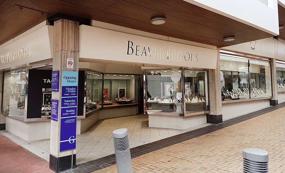 Beaverbrooks Sutton Coldfield