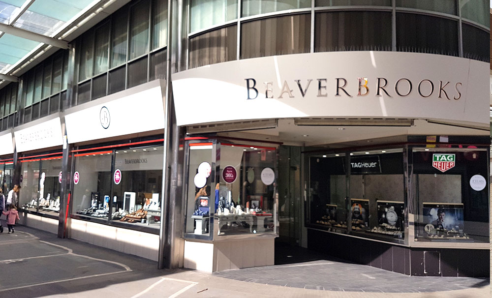 Beaverbrooks Swindon