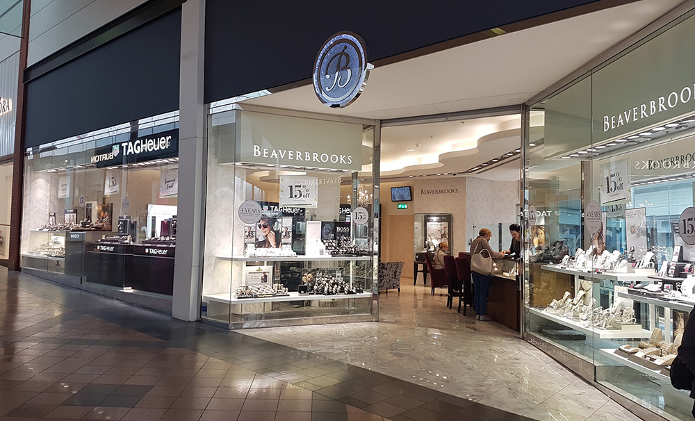 Beaverbrooks Warrington